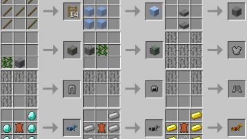 Convenient Recipes Mod MC [1 8] - Minecraft mod download