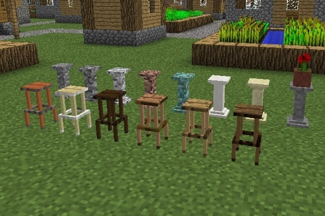 Decoration Mega Pack Mod For Minecraft 19 189