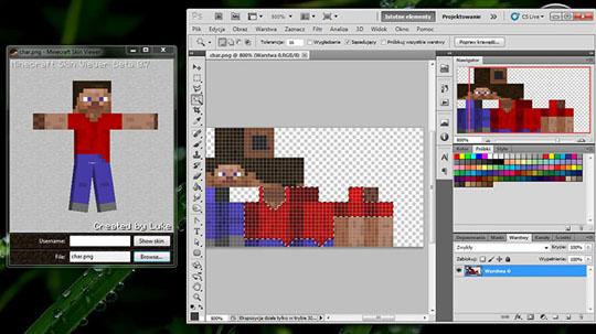 Download Minecraft Skin Viewer Tool Minecraft Mod - Baixar skins para minecraft 1 8