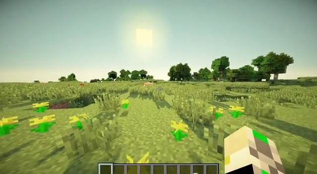 GLSL Shaders Mod For Minecraft [1 10 2/1 9 4/1 8 9
