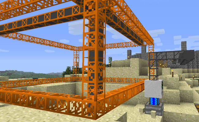 Industrial Craft  Mod