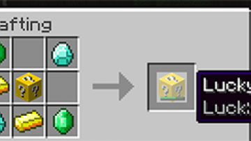 minecraft lucky block mod 1.8 4 download