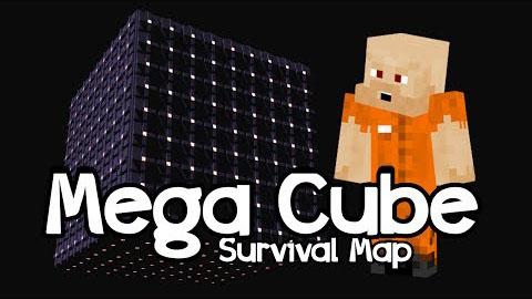 Mega Cube Survival Map for MC [1 8] - Minecraft mod download