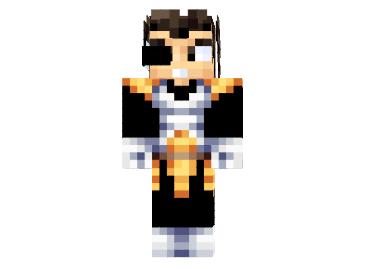Minecraft Black Vegetta Gaymer Skin Dragon Ball Skin Minecraft Mod - Skin para minecraft pe vegetta777