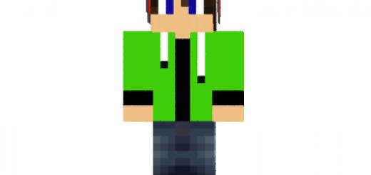 Supergirlygamer Minecraft Skin