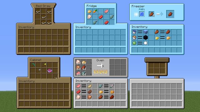 Mrcrayfish s furniture mod for minecraft 1 8 9 for Furniture mod 1 10 2