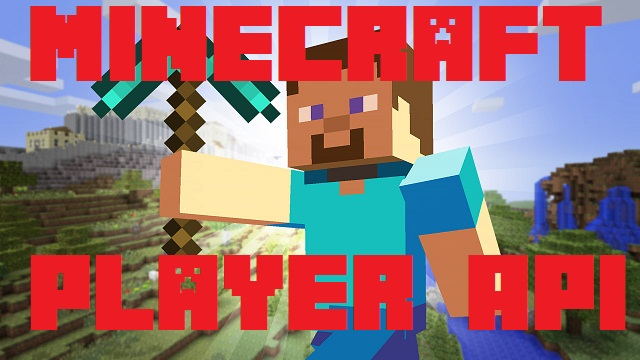 Player API for minecraft [1 10 2/1 9 4/1 8] - Minecraft mod