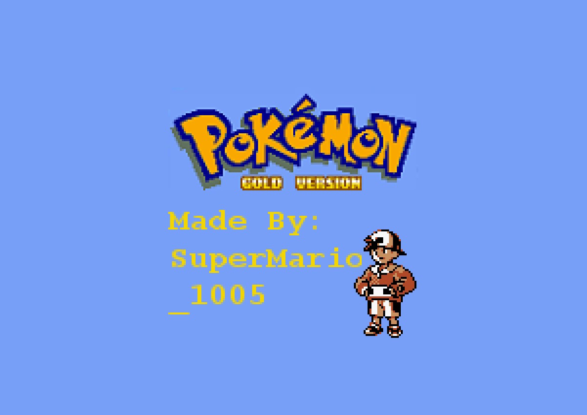 Pokemon Gold Resource Pack for Minecraft [1 10 2/1 9 4