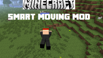 Smart Moving Mod [1 8] - Minecraft mod download