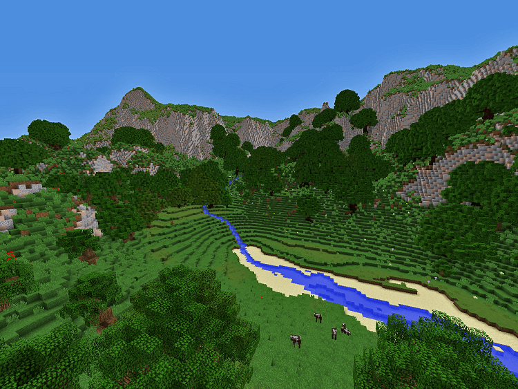 Minecraft Spielen Deutsch Mapas Para Minecraft Survival Bild - Mapas survival para minecraft 1 11 2