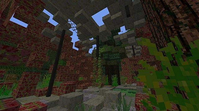 The Last Of Us Adventure Game Map 189 Minecraft Mod Download - Last-of-us-map-minecraft