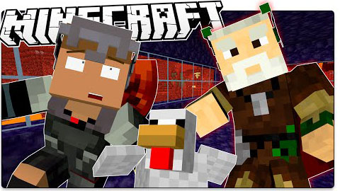 The Redstone Bug Adventure Map for MC [1.8.8] - Minecraft ...