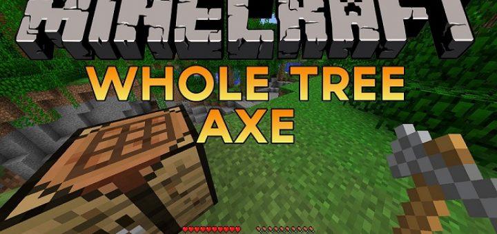 Скачать Мод Timber для Minecraft 1.5.2 - Моды Minecraft