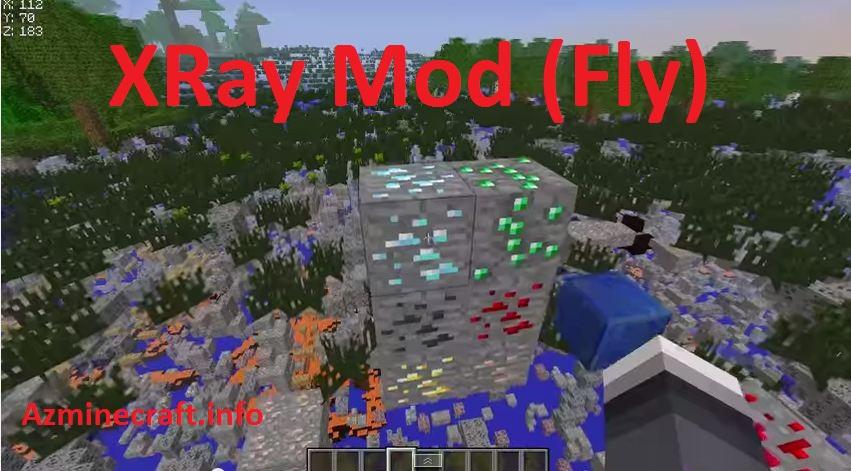 fly mod minecraft 1.8