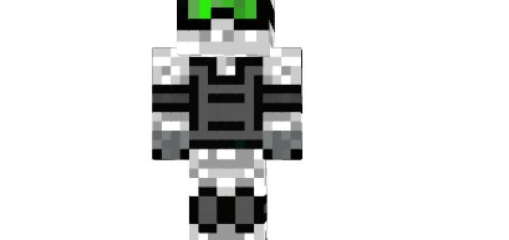 Скачать скин имперского солдата для Minecraft