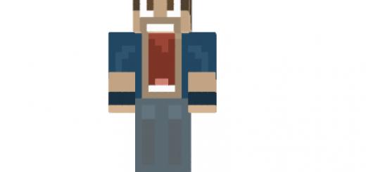 Скины 64x32 и 64x64 - Скины для Minecraft