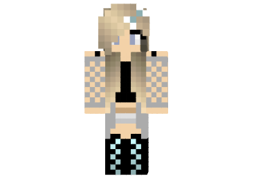 girl skins for minecraft pe download