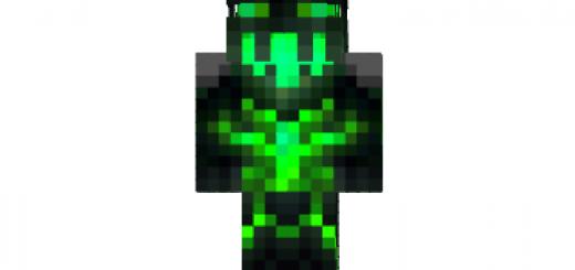 Minecraft Skins Best Top For Minecraft Skins List - Monster skins fur minecraft