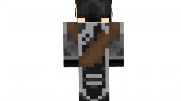 Kirito ALO Skin Minecraft Minecraft Mod - Skin para minecraft pe de kirito