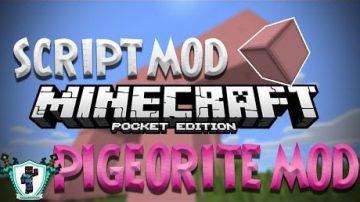 Pigeorite Mod for MCPE 0 11 - Minecraft mod download