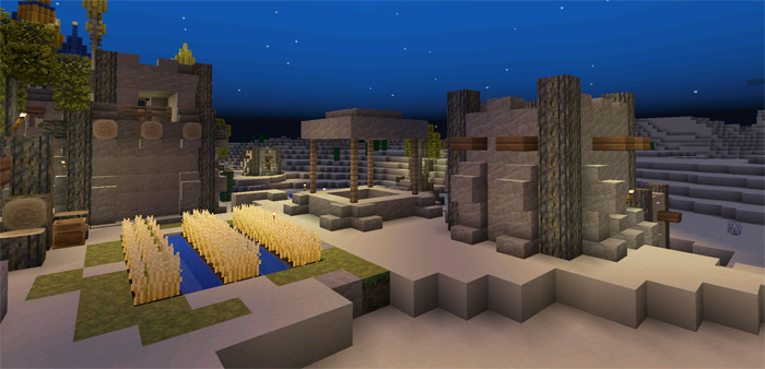 Pixel Reality Texture Pack for MCPE - Minecraft mod download