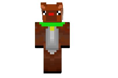 Reindeer Skin Minecraft Minecraft Mod - Skin para minecraft pe willyrex