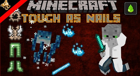 Tough As Nails Mod 1 11 0/1 10 2/1 9 4 - Minecraft mod download