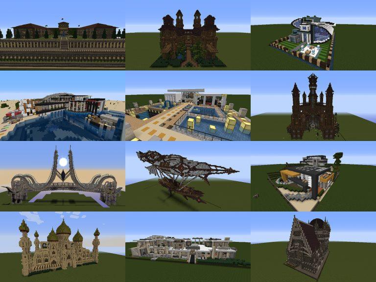 Скачать моды для майнкрафт 1.7.10 на instant massive structures