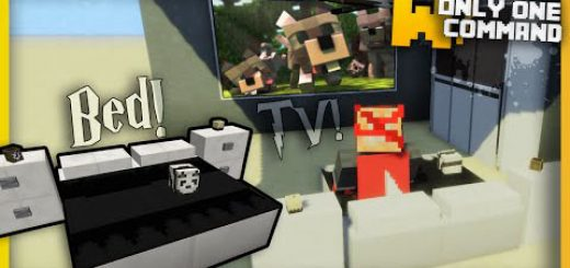 Minecraft Command Mods | Minecraft Command Mod download free