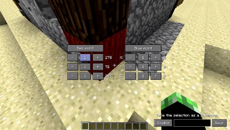 Schematica Mod 1 11/1 10 2/1 9 4 - Minecraft mod download