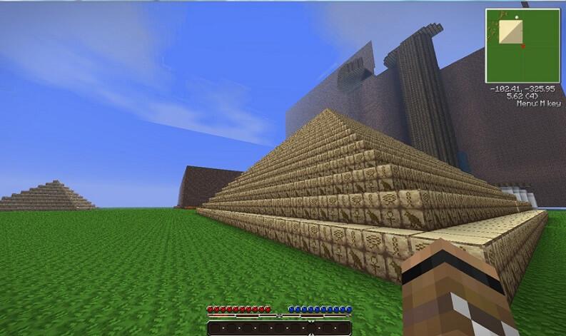 Как установить Миникарту (Minimap) на Minecraft 1.8 (Liteloader или Forge)