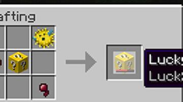 Lucky Block Mod [1 11 2/1 10 2] (Wide Range Of Items