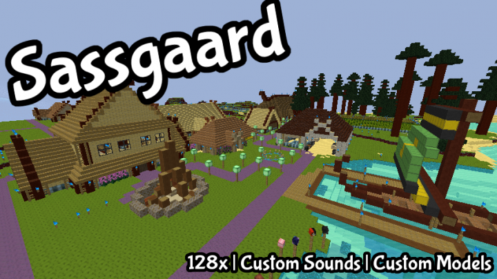Sassgaard – Cartoony Norse Resource Pack 1 10 2/1 9 4